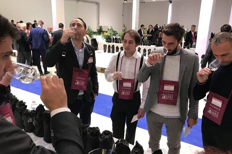 Milano Sake Challenge Una