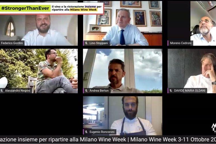 Enologia e ristorazione a braccetto alla Milano Wine Week 2020