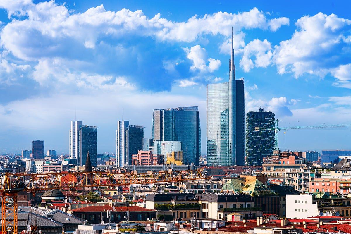 Milano riparte dal food retail Milano riparte dalla catene del food Gli immobili ci sono, conta l'offerta