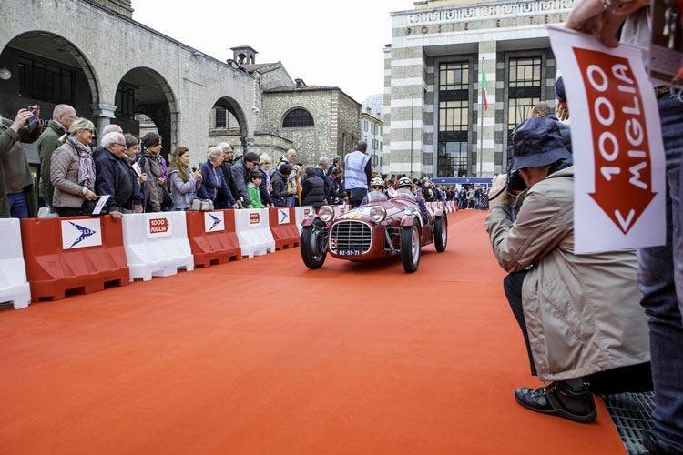 Come Milano, #brescianonsiferma Confermata la Mille Miglia 2020