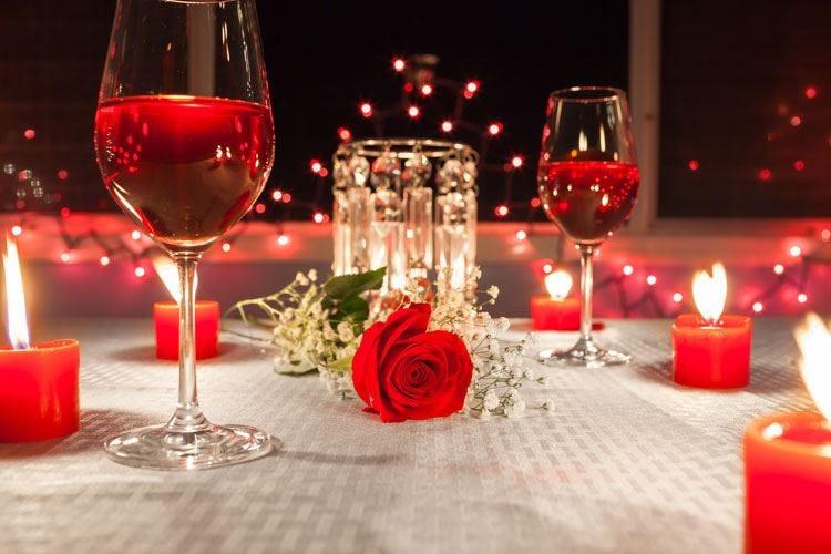 Le mille proposte per San Valentinotra cene e fine settimana romantici