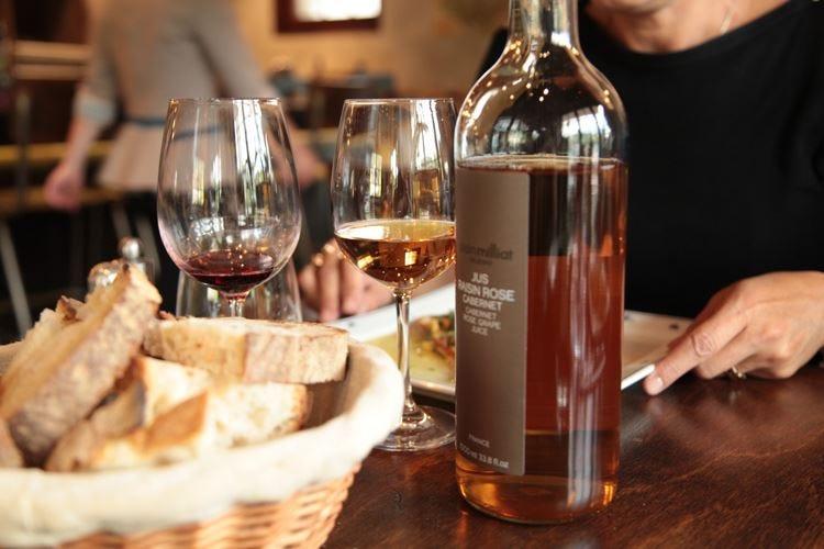 Milliat, succo d'uva per astemi Attenti al terroir come per il vino