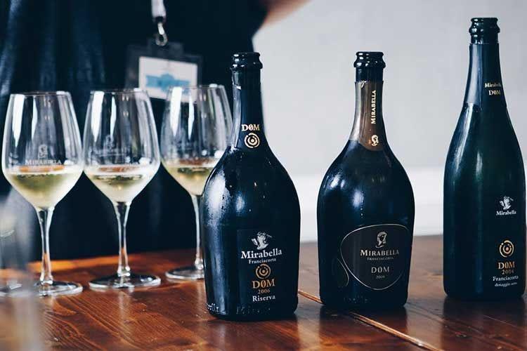 Trecentomila bottiglie di Franciacorta Cantina Mirabella festeggia 40 anni