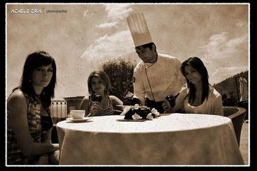 Cioccolato e moda in Sicilia nel Model Choc di Andrea Finocchiaro
