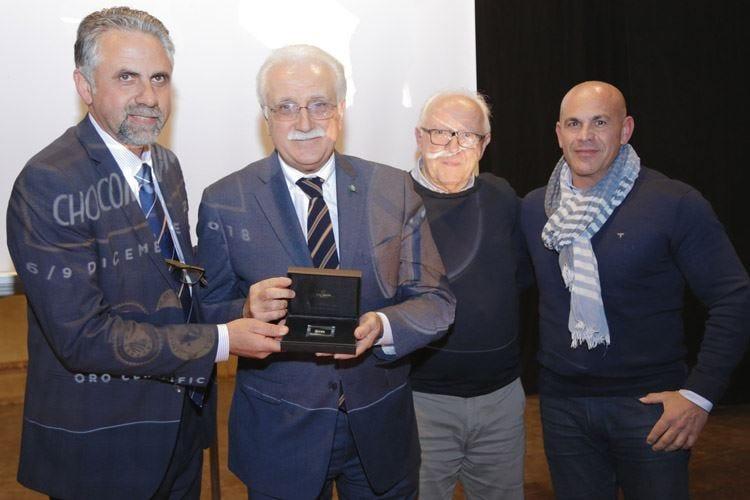 Modica, cittadinanza onoraria a Giorgio Calabrese