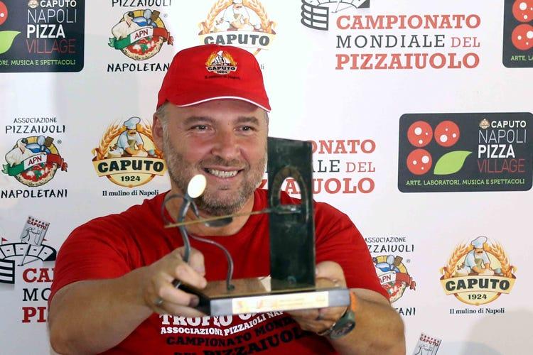 """Mondiale dei Pizzaioli Al """"Village"""" vince Ciro Magnetti"""