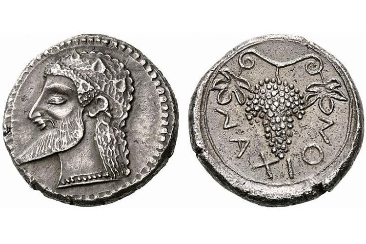 Dalle anfore ai vigneti, fino al tonno Sulle antiche monete la storia del cibo