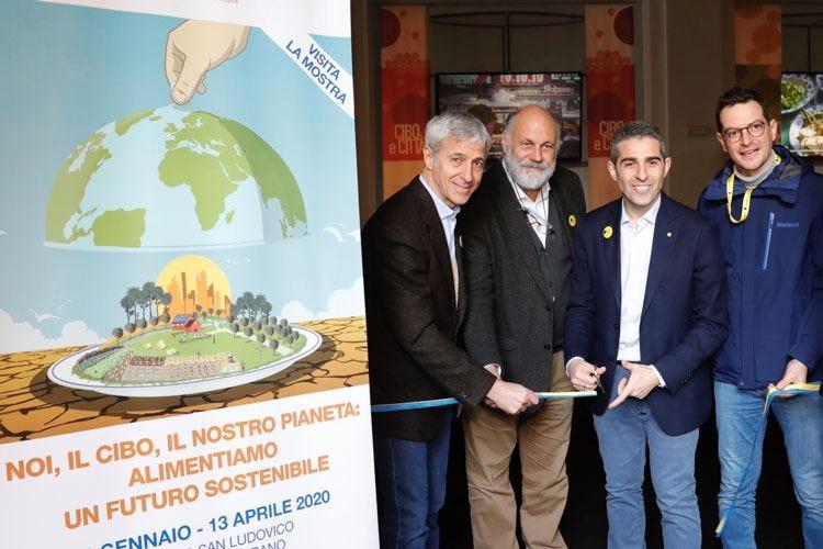 """""""Noi, il cibo, il nostro pianeta"""" A Parma una mostra sul clima"""