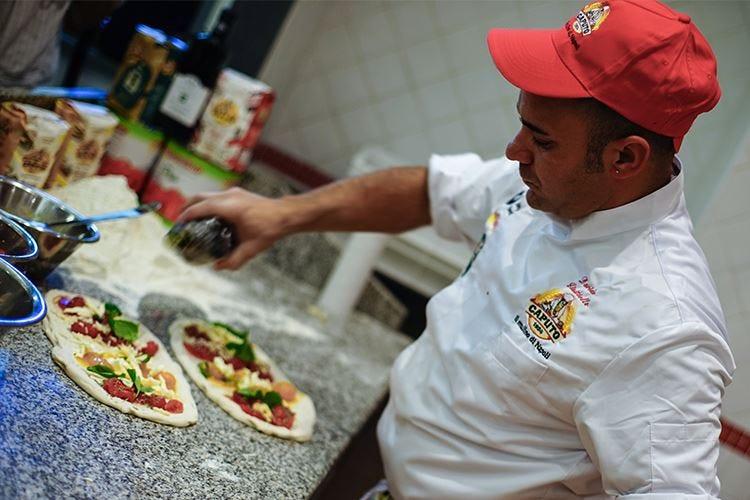Per una buona pizza, farina di qualità Antimo Caputo: «Naturalità e gusto»