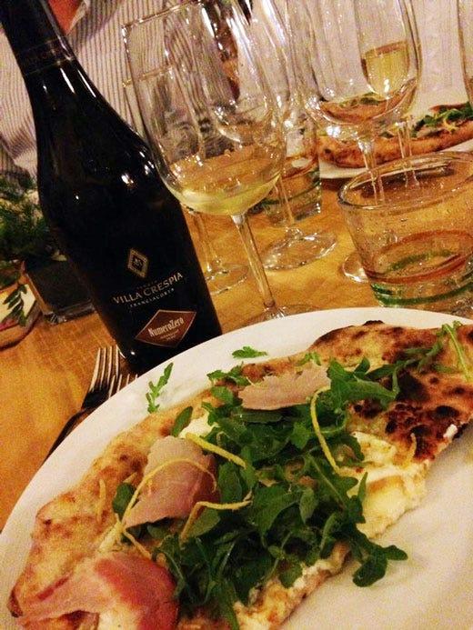 Il vino è pop ed è ottimo con la pizza! Parola di Arcipelago Muratori - Italia a Tavola
