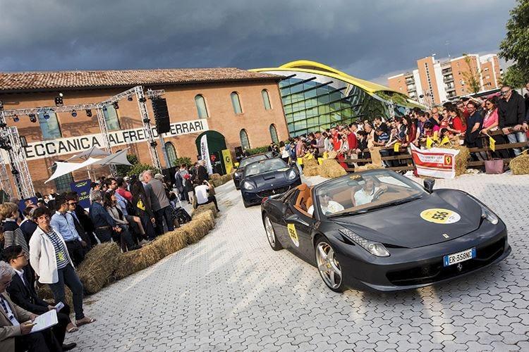 Prima edizione di Motor Valley Fest per l'Emilia Romagna e le sue eccellenze