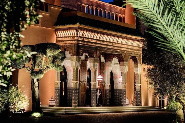 La Mamounia di Marrakech Natale e Capodanno da mille e una notte