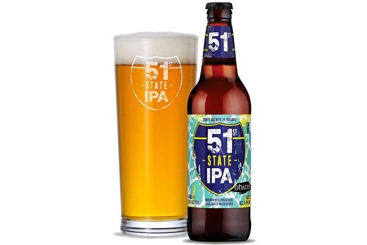 Nuova neonata in casa O'Hara's La 51st State Ipa, birra di primavera