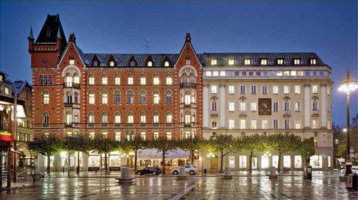 Al nobis di berlino il design svedese incontra l for Hotel berlino design