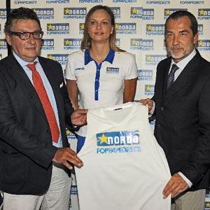 Norda punta sempre più sullo sport e sponsorizza il Volley Bergamo