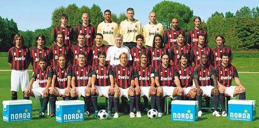 Norda di nuovo in campo con il Milan per un'immagine da serie A
