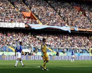 Norda di nuovo nel pallone Acqua ufficiale della Sampdoria