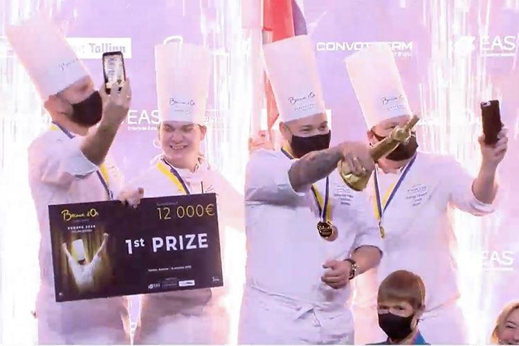 Bocuse d'Or of Europe Vince la Norvegia, Italia 10ª