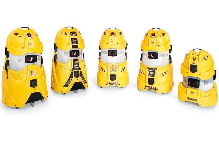 Novaltec, macchine made in Italy per la pulizia professionale e industriale