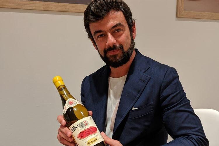 """Novità in casa Pasqua Un super-bianco """"internazionale"""""""