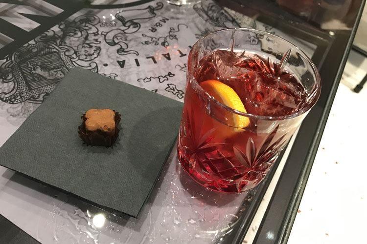 La nuova frontiera del gusto amaro Terrazza Martini celebra il Negroni