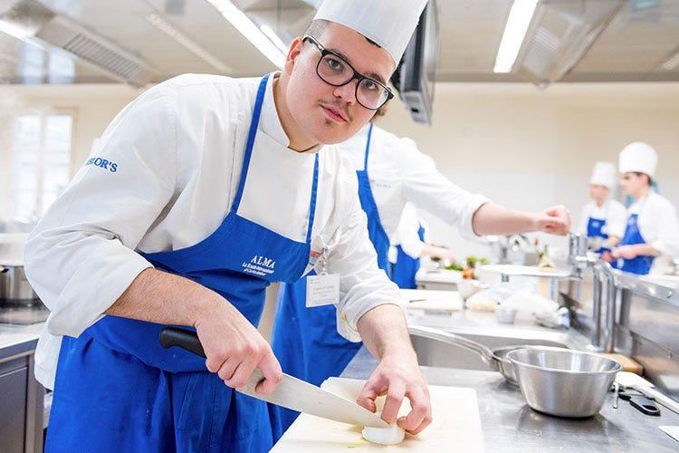 Alma 78 I Nuovi Professionisti Diplomati Al Corso Superiore Di Cucina Italia A Tavola