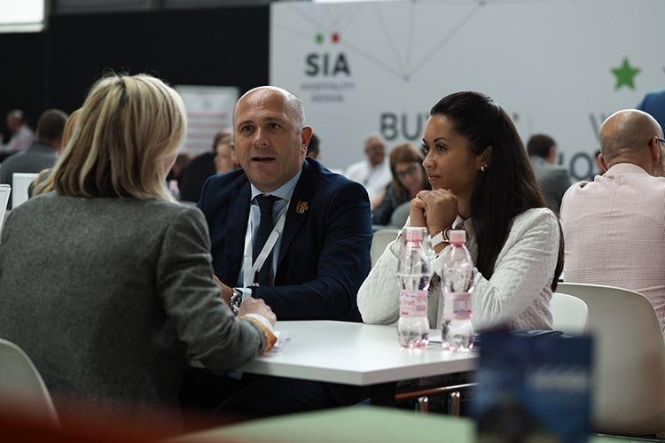 """I nuovi trend dell'accoglienza a """"SIA Hospitality Design"""""""