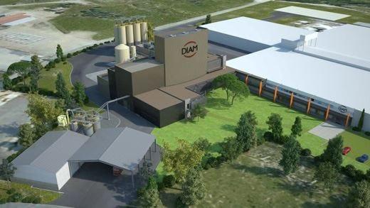 Diam Bouchage investe in Francia Nuova impianto per purificare il sughero
