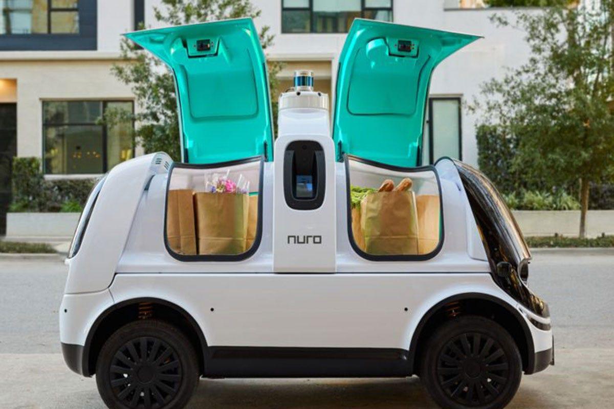 Burritos a domicilio? Arriva il robot. Il foodservice investe in Nuro