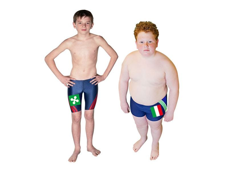 Dire ai bambini di stare a dieta produce l'effetto contrario
