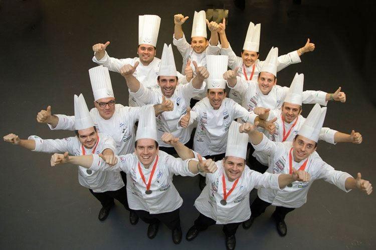 Olimpiadi della Cucina 2020 La Nazionale Cuochi svela il menu