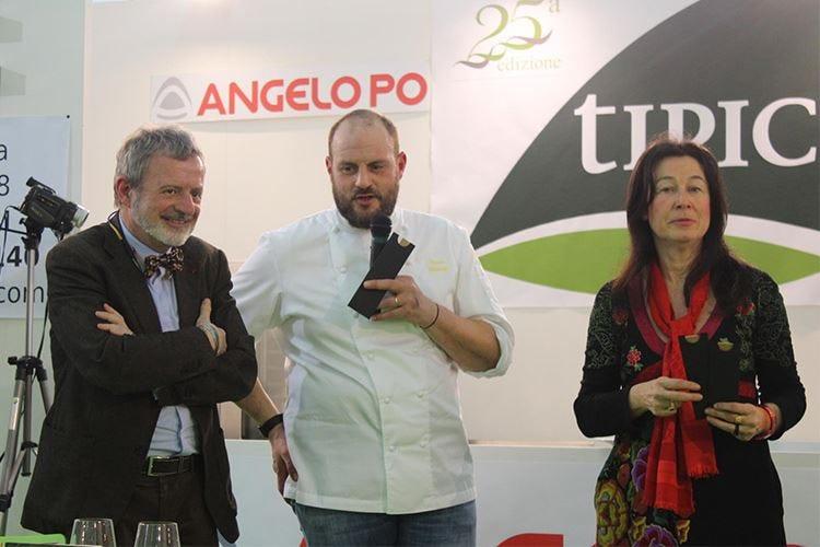 L'omaggio a Gioacchino Rossini del cuoco marchigiano Errico Recanati
