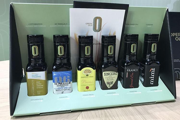 Opera Olei unisce sei produttori per alimentare la cultura dell'olio