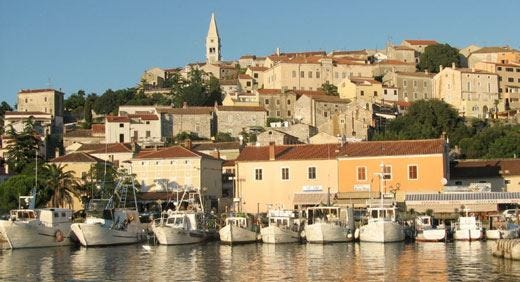 """Nella città più """"godereccia"""" dell'Istria  A Vrsar sulle orme di Casanova"""