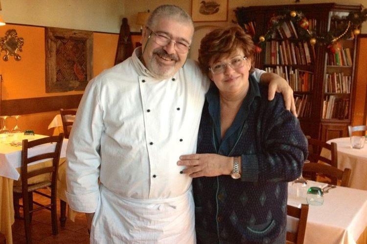 I classici della cucina milanese all'Osteria della Buona Condotta