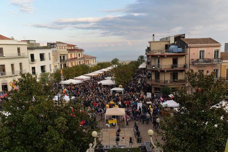 Torna l'Ottobrata Zafferanese Grande festa dei sapori dell'Etna