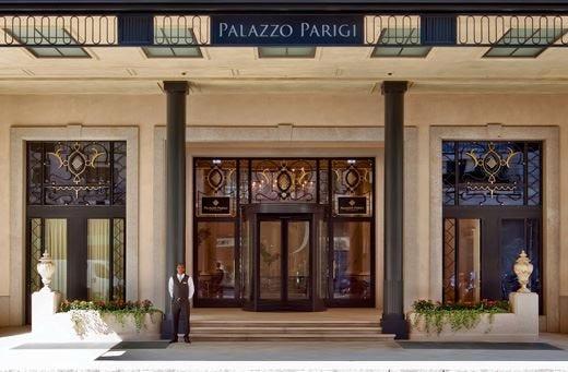 Belmond Hotels mira a Palazzo Parigi Trattative in corso nel settore alberghiero