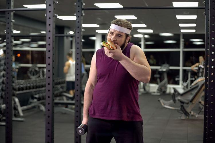 Perdere peso, la palestra non basta