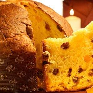 Panettone al Pineau des Charentes Lusso goloso per la tavola delle feste