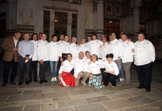 Panettone d'estate by Gastronauta Grande successo a Salsomaggiore