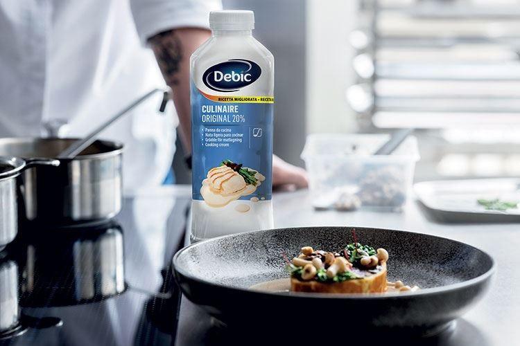 Panna Culinaire Original Debic Preparazioni più veloci del 10%