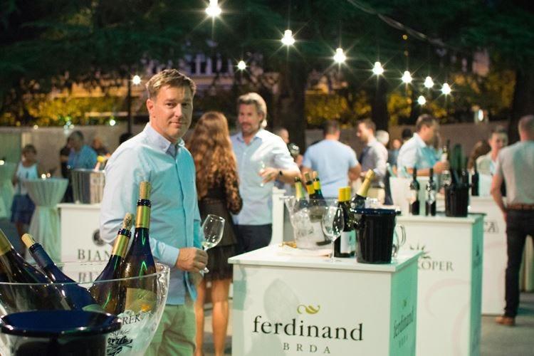 Park Wine Party, festa per 400 attorno ai prodotti locali sloveni