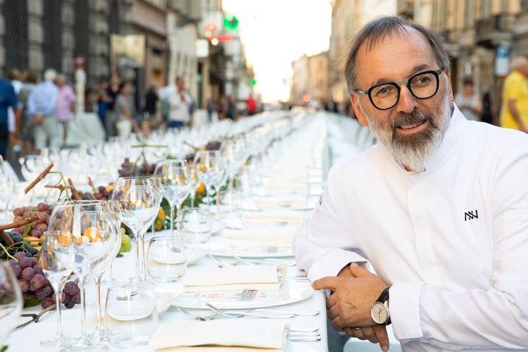 Parma, la Città della Gastronomia premia il tristellato Niederkofler