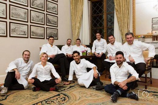 """""""Pass121"""", collettivo di cucina dolce Pasticceria d'autore nella ristorazione"""
