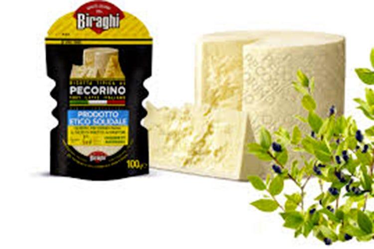 Il Pecorino Biraghi - Biraghi, bene il pecorino sardo Le vendite crescono del 20%