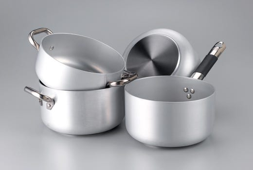 alluminio 3 mm per induzione si completa la gamma di pentole ... - Pentole Per Cucina A Induzione