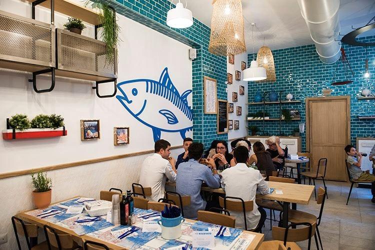 Pescaria fa il bis a Milano con Oltrestudio e Costa Group