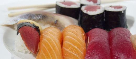 A Milano nei ristoranti giapponesi nessun rischio di cibo contaminato