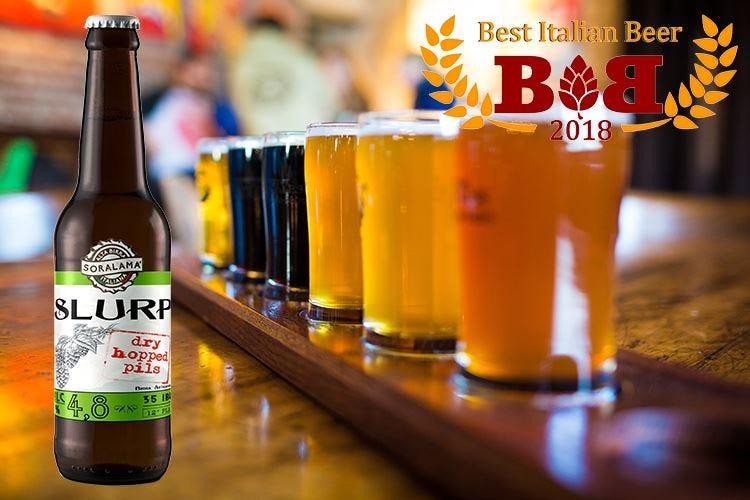 È del birrificio piemontese Soralamà la migliore birra artigianale dell'anno