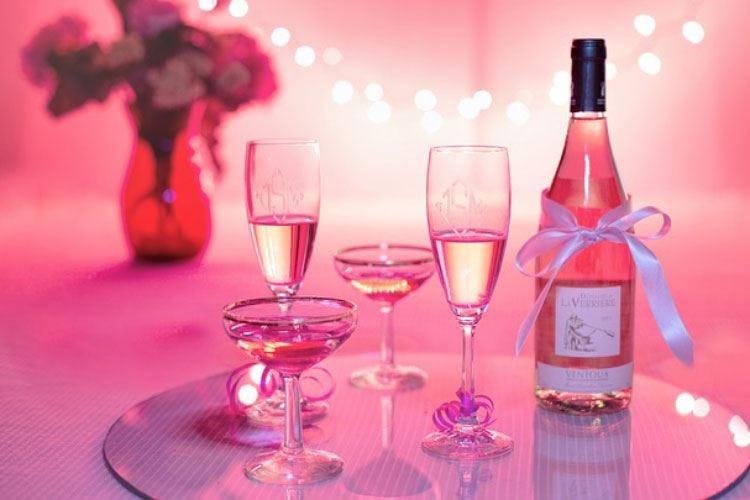 Pink Rosé Festival Oltre ai rosati anche bollicine e design